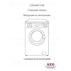 AEG L 1249 Washing Machine