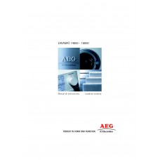 AEG L 16850 Washing Machine