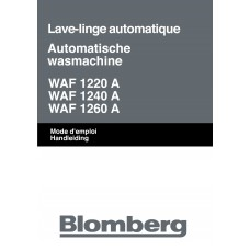 Blomberg WAF 1240 Washing Machine