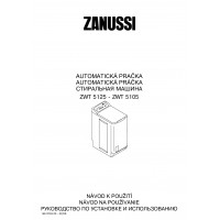 Zanussi ZWT 5125 Washing Machine